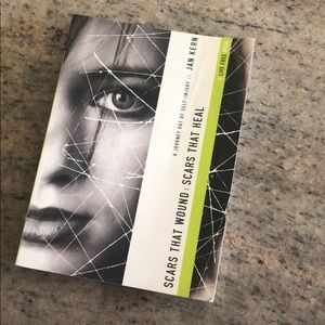 Book: Scars That Wound: Scars That Heal, Jan Kern